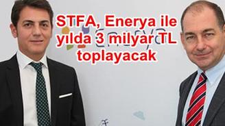 STFA, Enerya ile yılda 3 milyar TL toplayacak