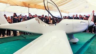 Tunus'tan yerli üretim uçak