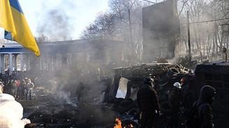 Kiev'deki gösteriler diğer bölgelere sıçradı