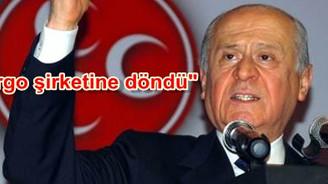 """""""MİT kargo şirketine döndü"""""""