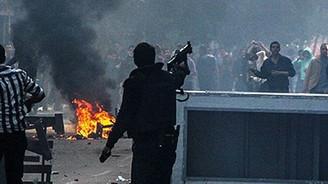 Mısır'da gösterilere gerçek mermiyle müdahale