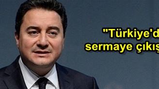 """""""Türkiye'den sermaye çıkışı yok"""""""