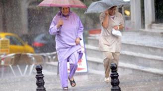 Yağışlar tüm yurtta devam edecek