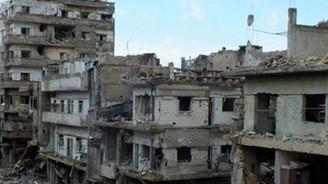 Humus'ta 4 bin kişi abluka altında
