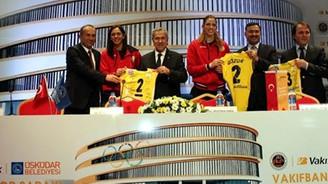 VakıfBank Spor Sarayı için imzalar atıldı