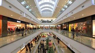 AVM ciro endeksi yüzde 5.3 arttı