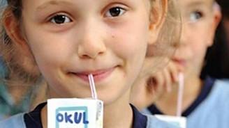 Okul sütünde start pazartesi veriliyor