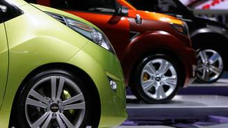 Otomotiv pazarı yüzde 8 daraldı