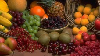 Meyve ihracatı yıla hızlı girdi