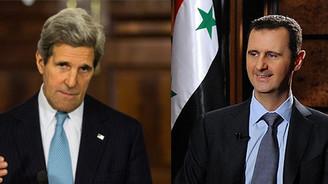 Kerry: Esad pozisyonunu geliştirdi