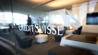 Credit Suisse'in kârı tatmin etmedi