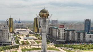 Kazakistan ilk çeyrekte yüzde 3.8 büyüdü