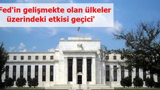 'Fed'in gelişmekte olan ülkeler üzerindeki etkisi geçici'