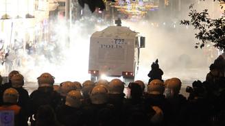 İnternet protestosuna müdahale