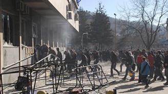 Bosna'da protestolar dinmiyor