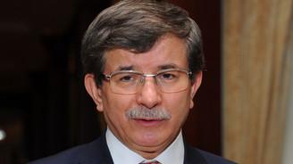 """Davutoğlu'ndan """"Köşk"""" açıklaması"""