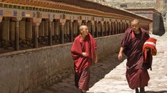 İspanya ile Çin arasında Tibet gerginliği