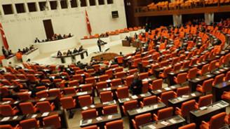 Partilerin komisyon çalışması başladı