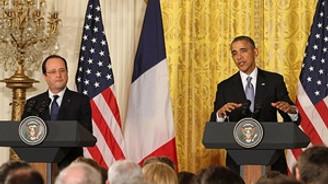 Hollande ve Obama'dan yatırımları artırma kararlılığı