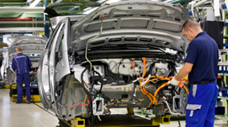 Avrupa otomotiv pazarı ilk dört ay yüzde 7,2 büyüdü