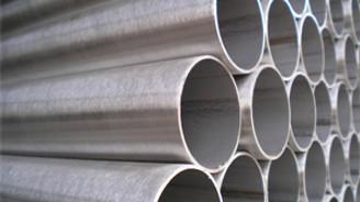 Avrupa'ya çelik boru ihracatı yeniden yükselişte