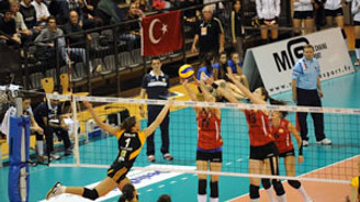 VakıfBank Şampiyonlar Ligi finalinde