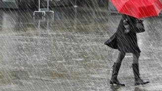 Yağışlı hava yer yer etkili olacak
