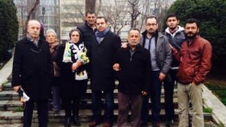 Ali İsmail Korkmaz'ın ailesi Gezi Parkı'nda