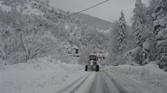 Doğu'ya kar geliyor