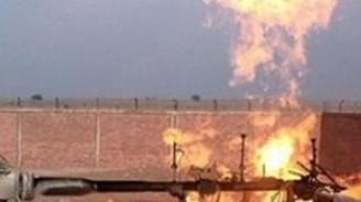 Ermenistan-Azerbaycan cephe hattında patlama