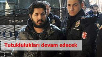 Tutuklulukları devam edecek