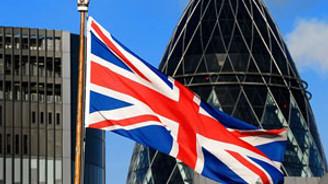 İngiltere'de GSYH yüzde 0.8 büyüdü