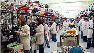 Tekstilcilerden sömürü tepkisi