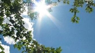Batıda hava sıcaklığı artacak