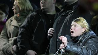 Timoşenko başkanlık seçimlerinde aday
