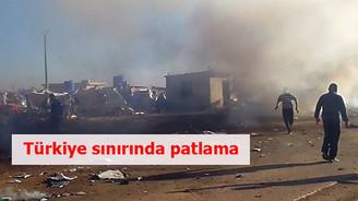Türkiye sınırında patlama: 10 ölü