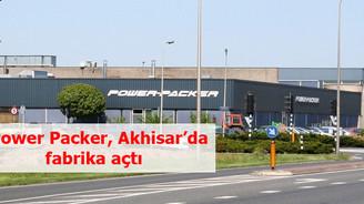 Power Packer Akhisar'a fabrika açtı