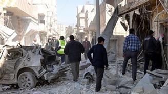 Suriye ordusundan hava saldırısı: 30 ölü