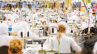 Hazır giyim sektörü Rusya pazarına kilitlendi