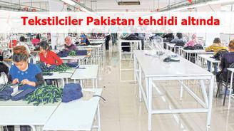 Türk tekstilcilere AB pazarında Pakistan tehdidi
