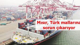 Mısır, Türk ürününü imha etti