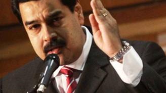 Venezuela'da ulusal diyalog önerisi rafa kalktı