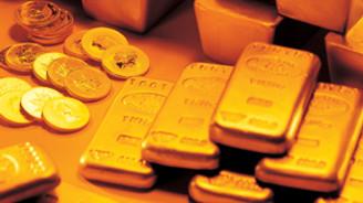 Altının kilogramı 86 bin 790 liraya geriledi