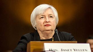 Yellen'den düşük faiz politikasına destek