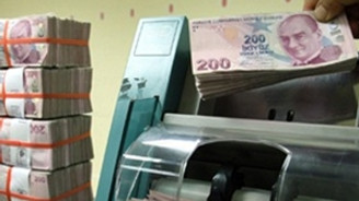 Hazine 44,1 milyar lira iç borçlanmaya gidecek