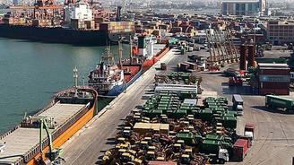 Limanların konteyner yük hacmi arttı