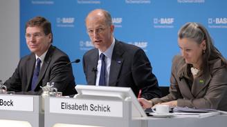 BASF'nin Türkiye cirosu 740 milyon Euro