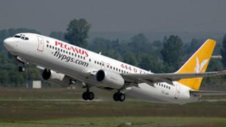 Pegasus'un yolcu sayısı yüzde 19 arttı