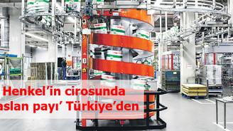 Henkel'in global cirosunda aslan payı Türkiye satışlarından geldi