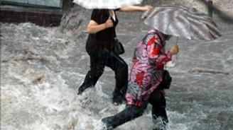 Şiddetli yağış devam edecek